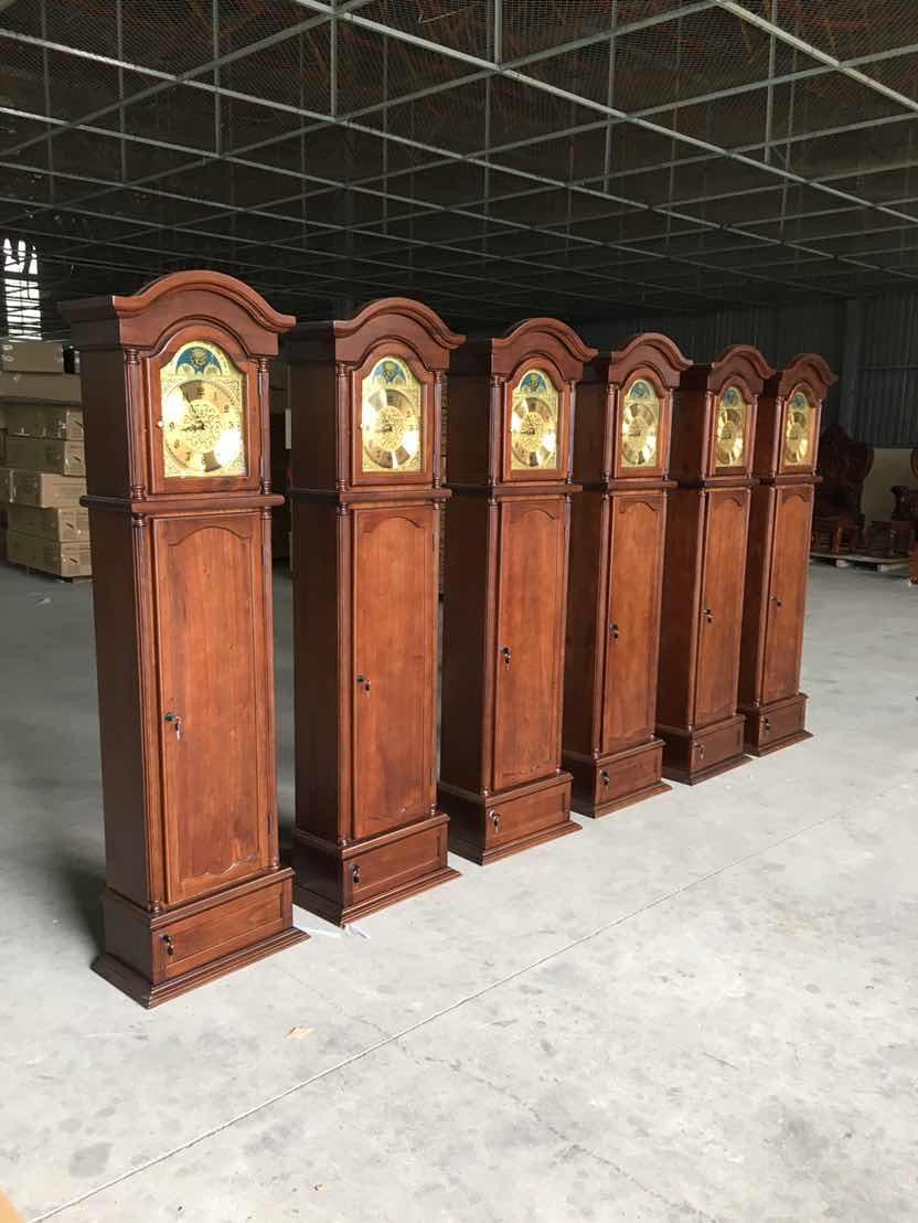 Vinh Dat Furniture100 Gunfather Clock Vinh Dat Furniture